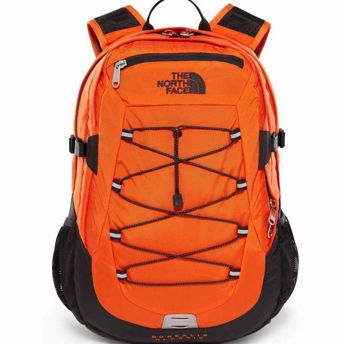 0b7013e30f037 Sac à dos The North Face Borealis Classic Orange - Achat   Vente sac ...