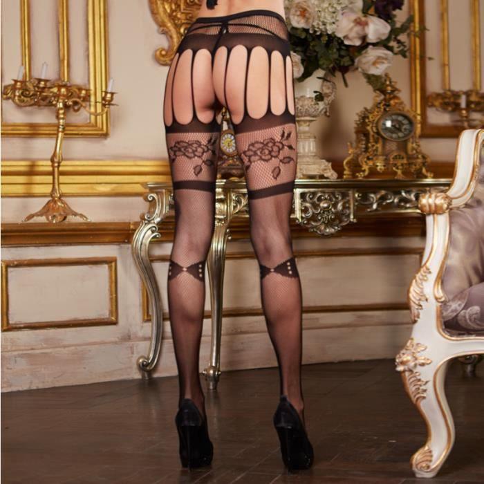 Top Bas Garter Femmes Dentelle En Net Cuisse Belt Lingerie Collant Sexy nUaxz7Xw7