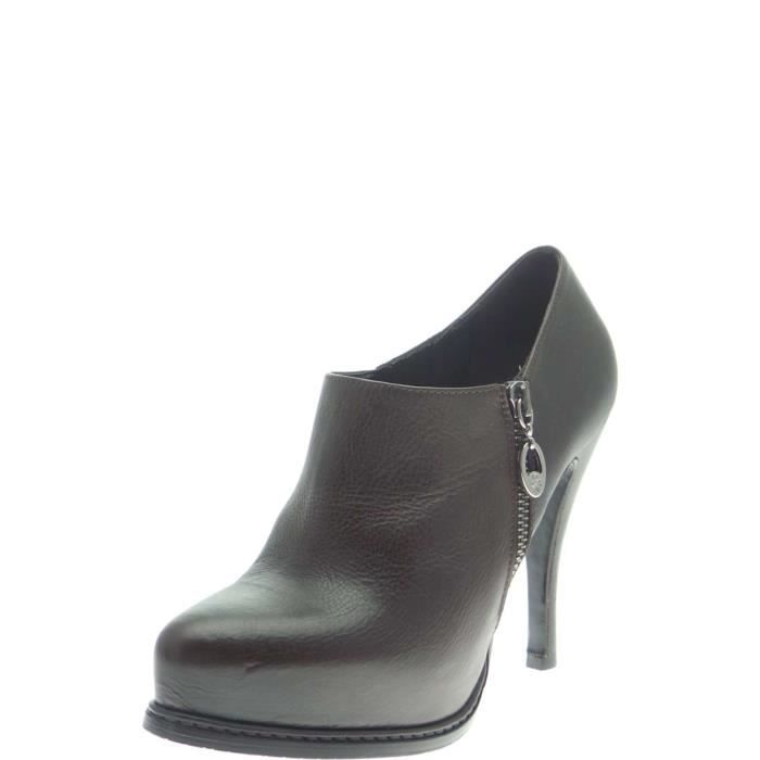 Guido Sgariglia Ankle Boots Femme Brown