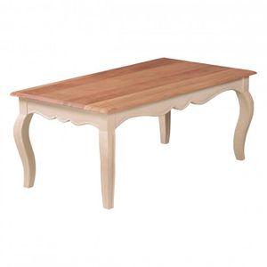 table basse bois de manguier massif dopium en bois de table