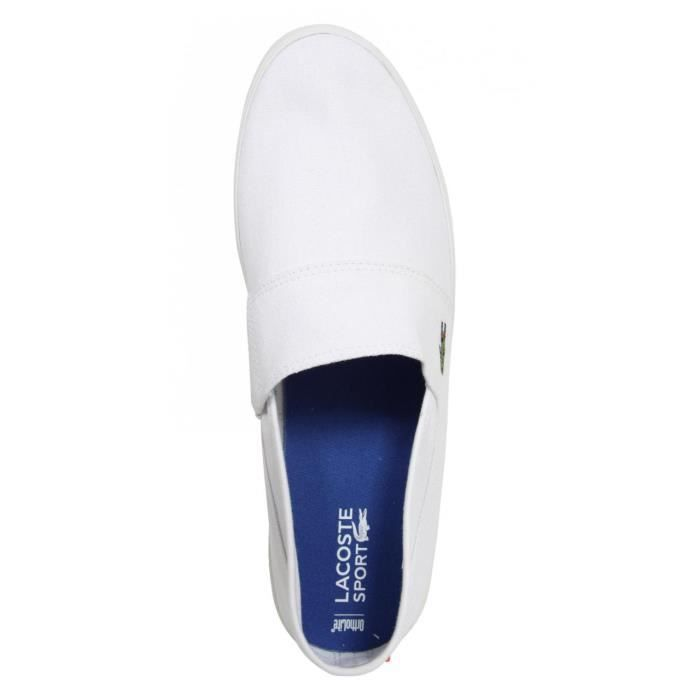 Chaussures pour Homme LACOSTE 25SPM5024 MARICE WJA 21G WHITE-WHITE