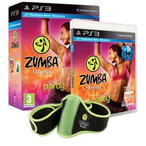 JEU PS3 ZUMBA FITNESS / Jeu console PS3 Move