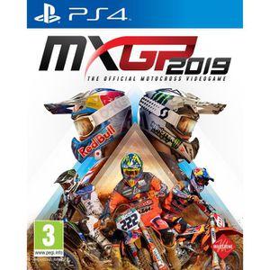 JEU PS4 MXGP 2019 Jeu PS4