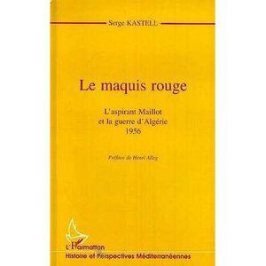 LIVRE HISTOIRE FRANCE Le maquis rouge