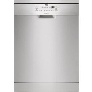 LAVE-VAISSELLE AEG Favorit FFB53610ZM Lave-vaisselle pose libre l