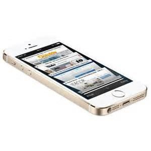 SMARTPHONE APPLE IPHONE 5S 16GB OR SUPER OFFRE