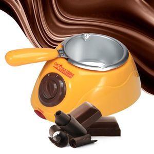 FONDUE ÉLECTRIQUE Fondue au Chocolat, Generic Outil Set d'Electrique