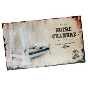 Plaque d corative achat vente plaque d corative pas for Plaque pour porte de chambre