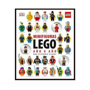 FIGURINE - PERSONNAGE MiniFigurine s LEGO Encyclopédie année à l autre -