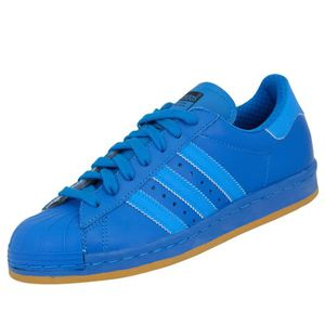 SUPERSTAR REFLECTIVE Bleu Bleu 80s Adidas Chaussur Originals Y7gfb6yv