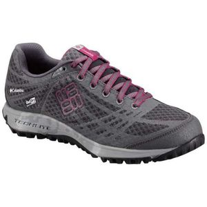 BASKET Columbia Women's Conspiracy II Outdry Charcoal Red
