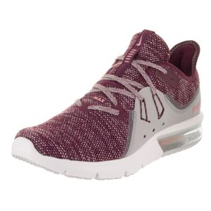 BASKET NIKE Femmes Air Max Sequent 3 course à pied XHFTF