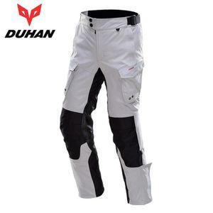VETEMENT BAS DUHAN Men Moto Pants Pantalon de moto Pantalon imp