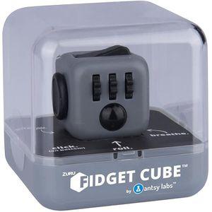 HAND SPINNER - ANTI-STRESS ZURU Fidget cube-graphite - Le cube anti stress