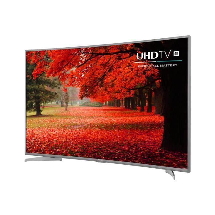 """Téléviseur LED Hisense 55N6600 Classe 55"""" incurvé TV LED Smart TV"""
