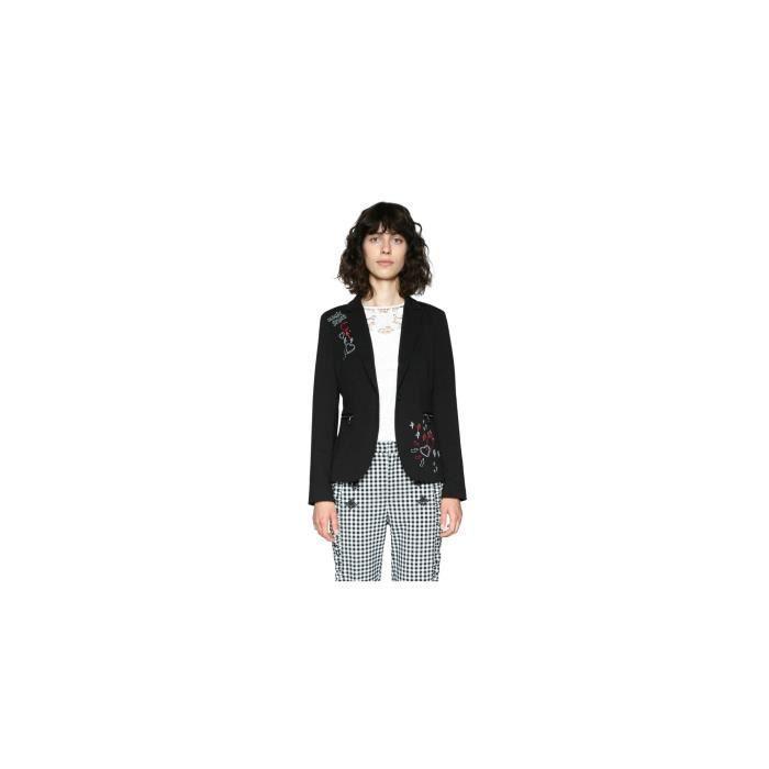 Desigual veste courte noire