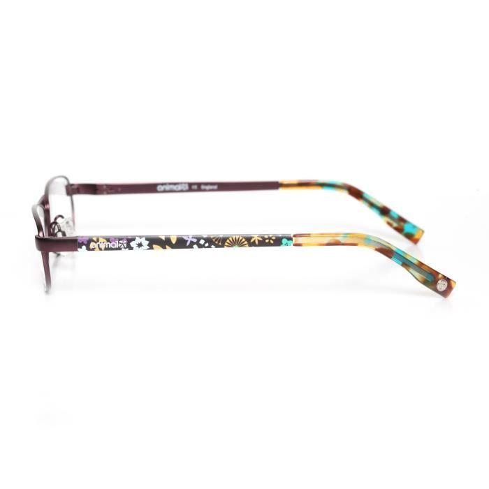 Full Frame Rim lunettes (mat violet) (Alo-k04-061 53) NNL4K