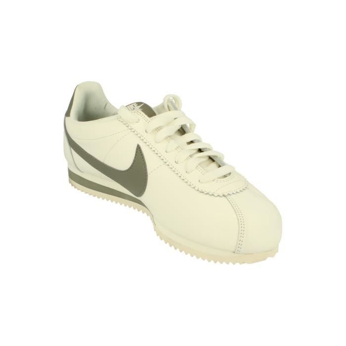 Nike Classic Cortez Leather Se Hommes Running Trainers 861535 Sneakers Chaussures 105 B7p4m