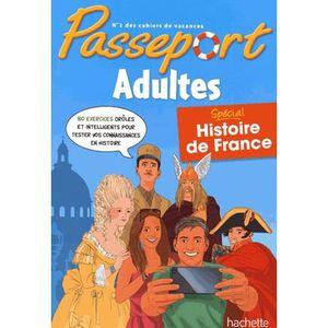 LIVRE JEUX ACTIVITÉS Passeport Adulte