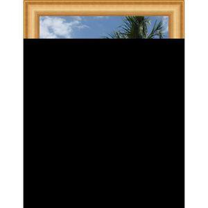CADRE PHOTO Cadre photo mural 30x30 -  30  x  30 Cadre Or Fanc