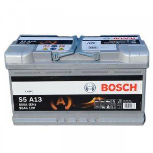 BATTERIE VÉHICULE Batterie BOSCH Bosch S5A13 95Ah 850A - 36641109768