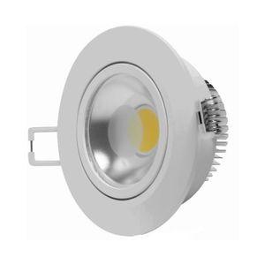 SPOTS - LIGNE DE SPOTS COB - Spot encastrable orientable LED Blanc froid