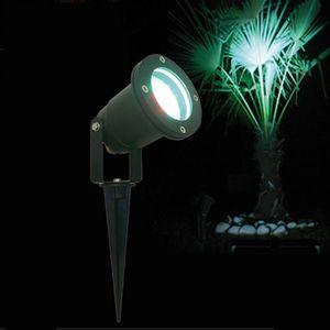 SPOT D'EXTÉRIEUR  FOCUS - Spot à planter d'extérieur LED Blanc froid