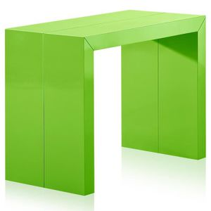 Console Laquée Vert Achat Table Vente Nassau Extensible I6Ybygvf7
