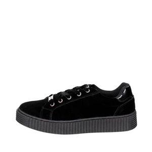 BASKET Laura Biagiotti Sneakers Femme Noir, 41