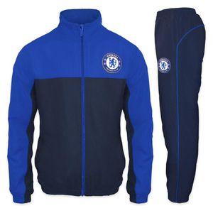 SURVÊTEMENT Chelsea FC officiel - Lot veste et pantalon de sur