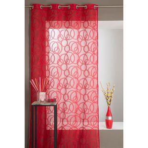 rideaux et voilages achat vente rideaux et voilages. Black Bedroom Furniture Sets. Home Design Ideas
