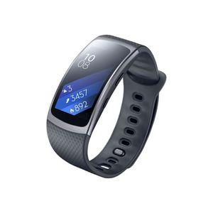 MONTRE CONNECTÉE Samsung Gear Fit2 Suivi d'activités avec sangle él