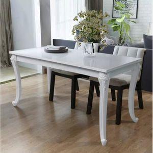 TABLE À MANGER SEULE vidaXL Table de salle à manger 120x70x76 cm High G