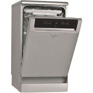 LAVE-VAISSELLE Lave-vaisselle 45cm WHIRLPOOL ADP 522IX