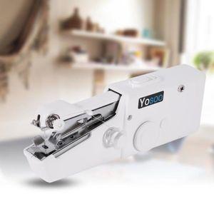 MACHINE À COUDRE Mini machine à coudre multifonctionnelle Machine à
