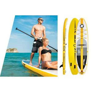 STAND UP PADDLE Stand Up Paddle gonflable Premium A4 - Zray