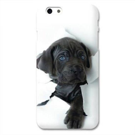 coque iphone 6 plus chien