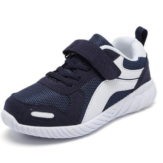 Basket Chaussures de sport décontractées pour femmes Bleu Bleu basket - Achat / Vente basket Bleu 988557