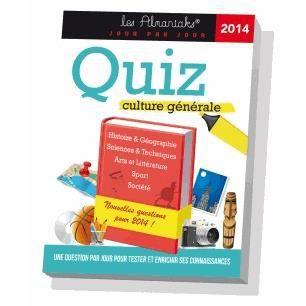 Quiz culture générale 6e