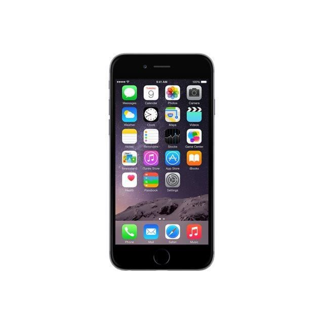 SMARTPHONE iPhone 6 - 64 Go - 4G - Gris sidéral (NEW)