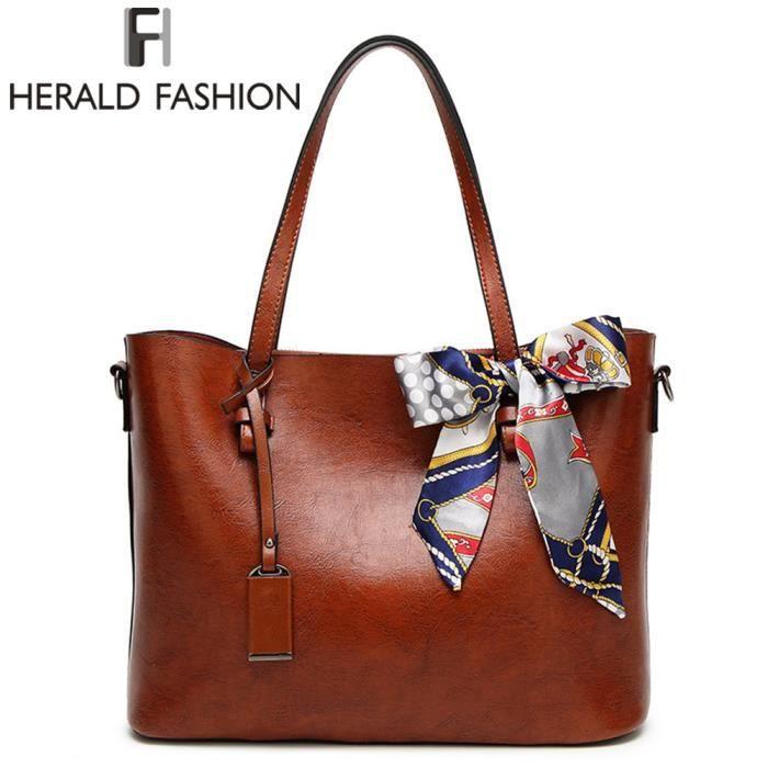 7d336258ee Sac à main Sacs Femme d'épaule avec écharpe de luxe femmes Sacs de ...