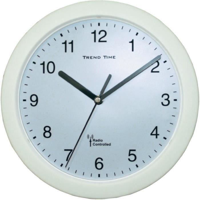 horloge murale 25 cm de diametre achat vente pas cher. Black Bedroom Furniture Sets. Home Design Ideas