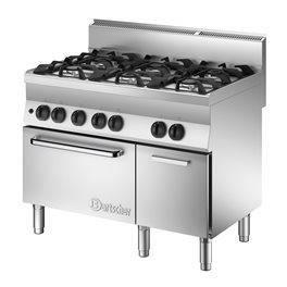 Cuisiniere A Gaz Feux Achat Vente Cuisiniere A Gaz Feux - Grande gaziniere 6 feux pour idees de deco de cuisine
