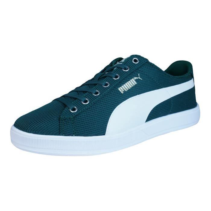 Puma Archive Lite Mid Mesh Baskets hommes - Chaussures Blue 4 LeHLq5efJ