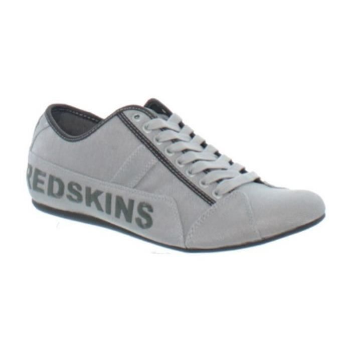 Chaussure Redskins Tempo Grise grZELG5