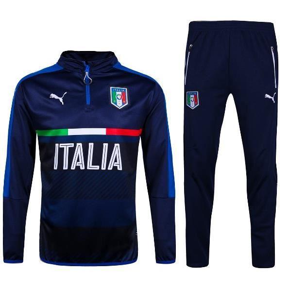 best service 83e4a 7f772 Training Italie survêtement maillot Foot Puma