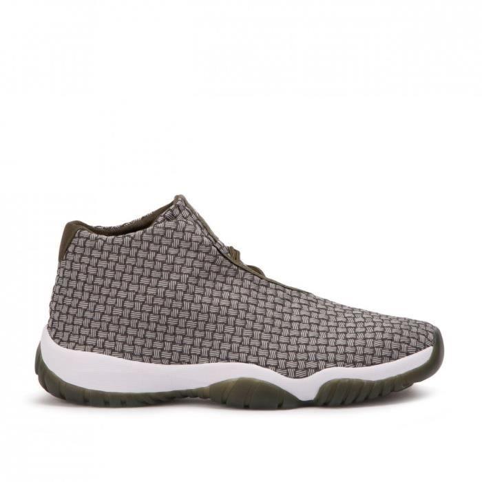 dc7bf434dc96 Basket - AIR JORDAN FUTURE Kaki - Achat / Vente basket - Soldes d ...