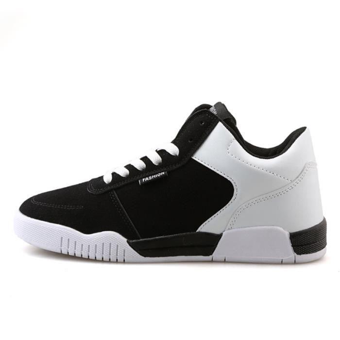 Chaussures De Sport Pour Femme en daim Textile De Course Populaire JYG-XZ127Blanc41