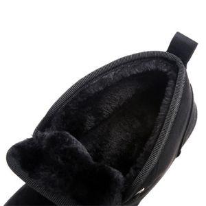 CUSSELEN Neige Et Temps Froid Froid Extravagant Chaussures Plus De Cachemire résistantes à l'usure Adulte SVfp6dq