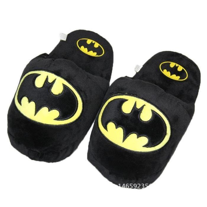 Rocky Balboa Spiderman Batman Superman Star Wars Pantoufles Chaussons 36-43 nouveau vlpGv5dTD